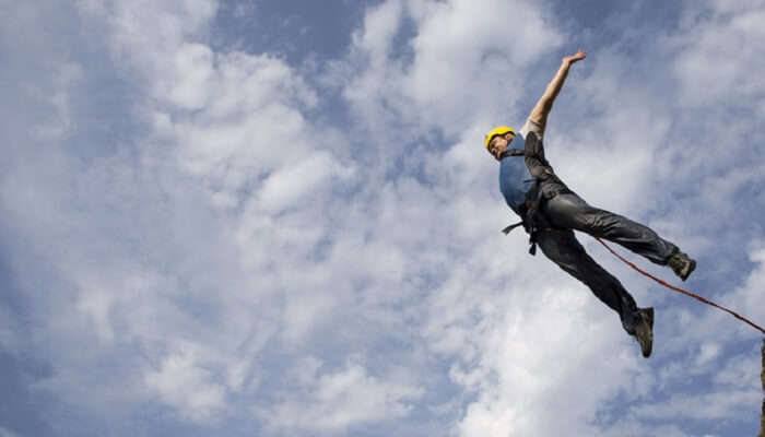 Highest Bungee Jump News