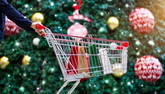 Christmas Shopping In Bali