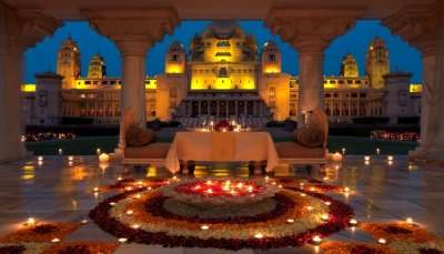 Best Romantic Places In Udaipur