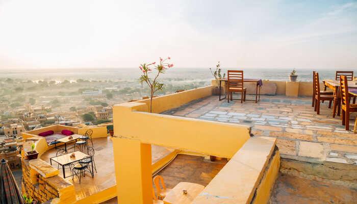 Best Restaurants In Jaisalmer