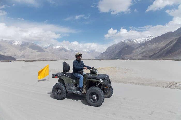 cover - Rajasekar Ladakh Trip