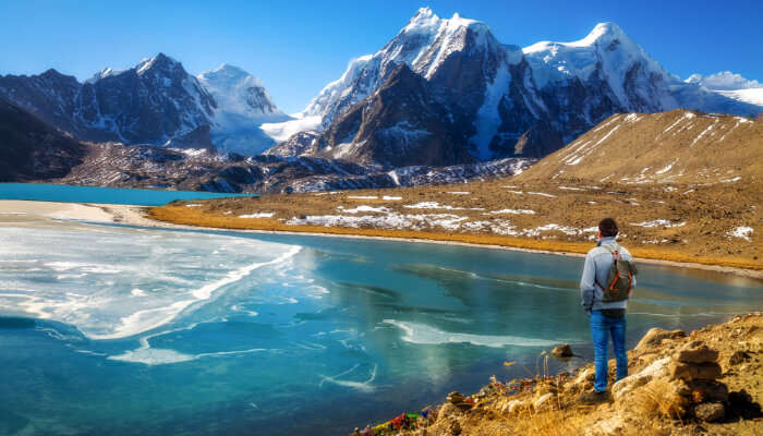 Image result for Gurudongmar Lake, Sikkim: