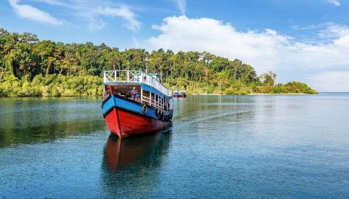 How To Reach Mahatma Gandhi Marine National Park