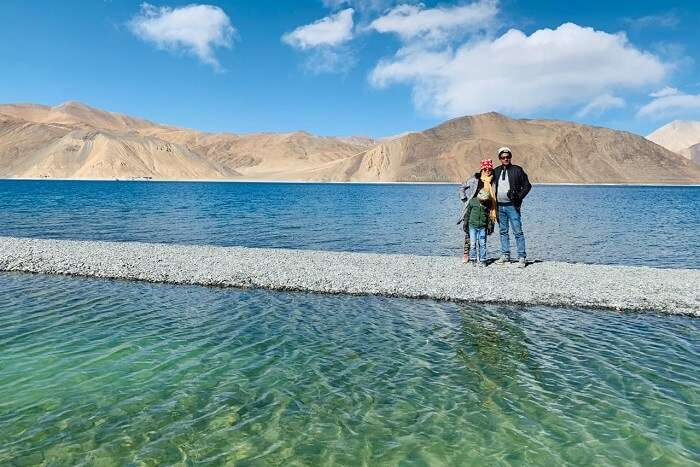 cover - Chitra family trip to ladakh