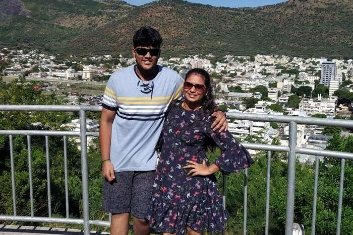 cover - Ranjithkannan trip to Mauritius