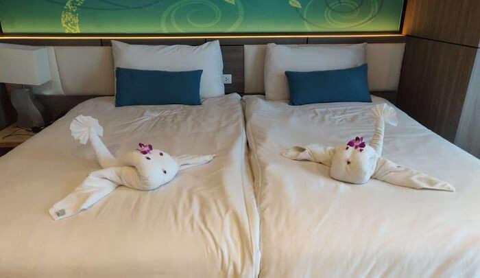 room in resort