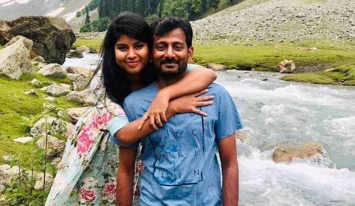 cover - Sandhya Kashmir Trip
