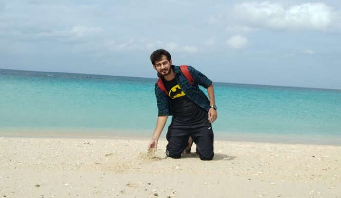 one of the best beaches in Andaman