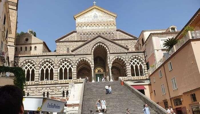 day tour to Amalfi Coast
