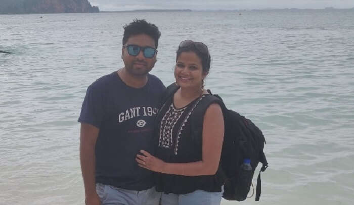 have been to island with partner