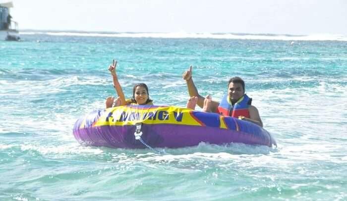 enjoyed the boat ride