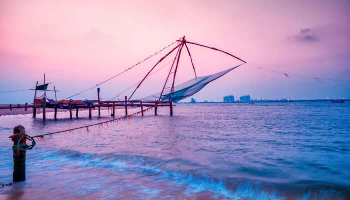 Kochi In November cover