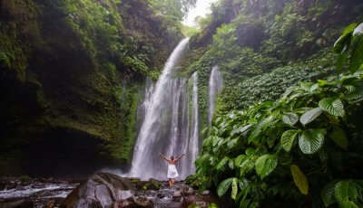 Lombok Waterfalls cover