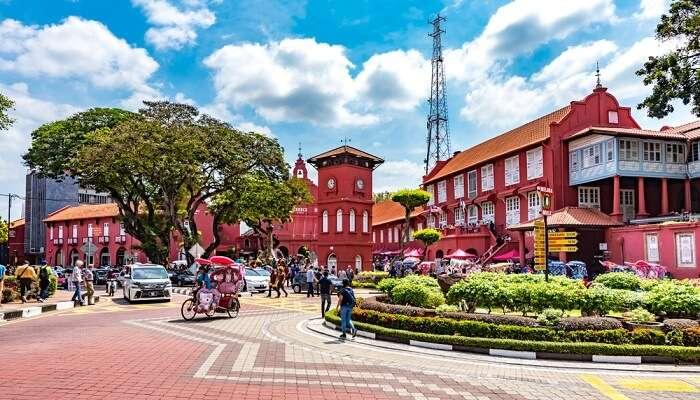 Melaka in 2 days