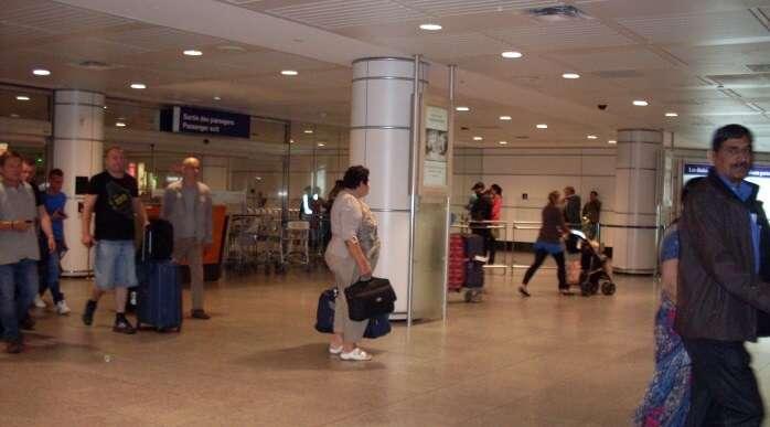 Montréal Saint-Hubert Longueuil Airport