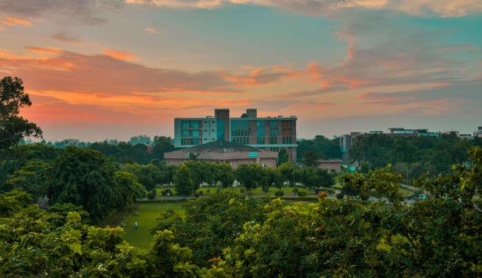 Nehru Garden In Jalandhar cover