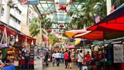 Petaling Street In Petaling Jaya