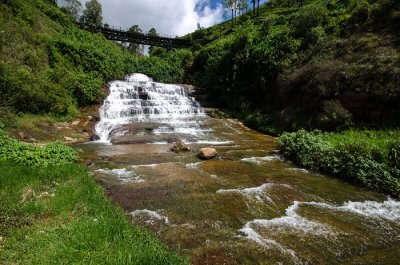 Nanuoya falls