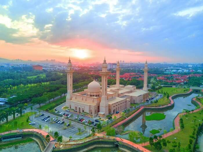 A view of Shah Alam