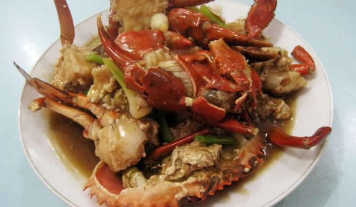 Seafood AYU