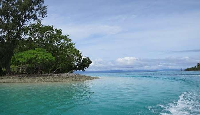 Sister's Island Marine Park