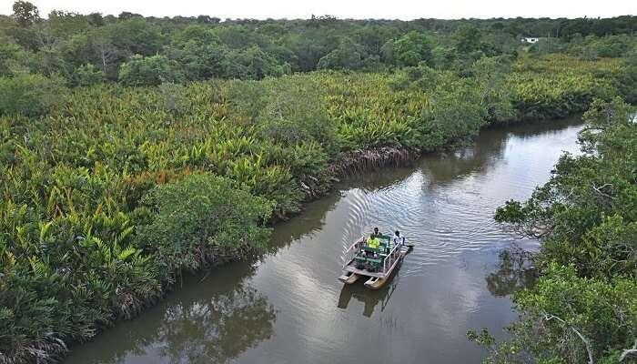 Tangalle Lagoon