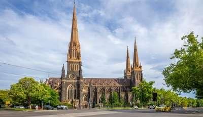 Temples In Australia
