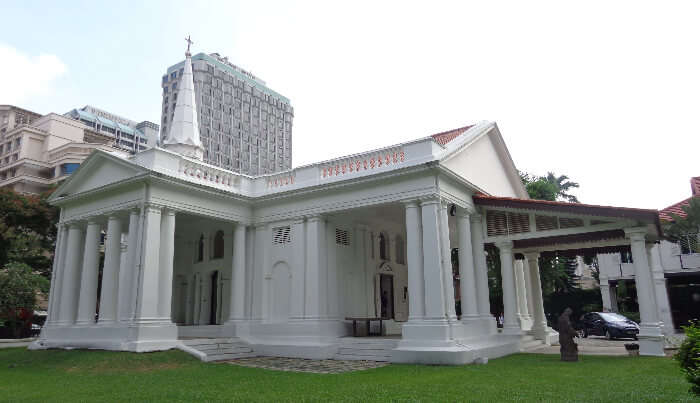 The Armenian Church Of St. Gregory