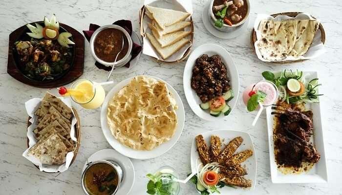 Zanas Indian Fusion Cuisine