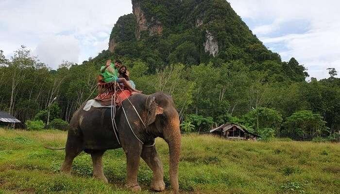 cover - Rakshita Thailand trip