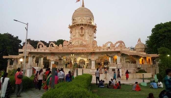 Tapovan Temple dehradun