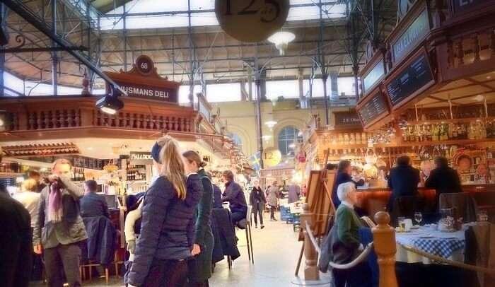 Saluhall market