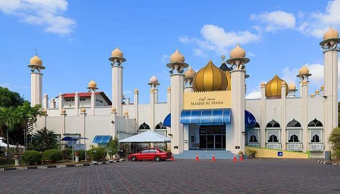 Al Hana Mosque In Langkawi