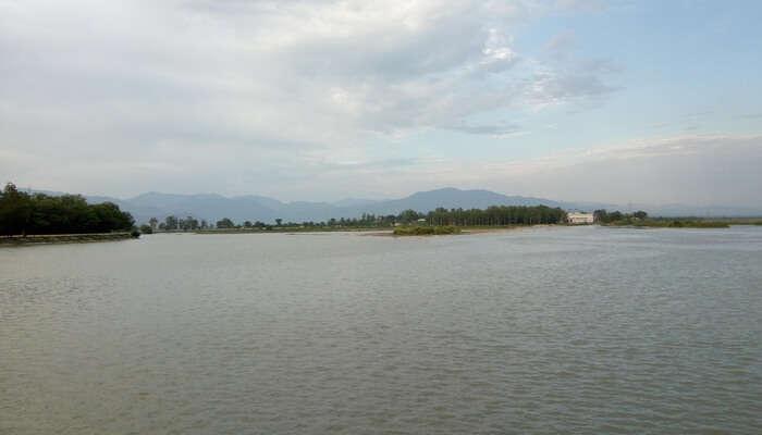 Assan Barrage