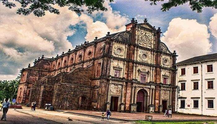 Relive History And Heritage in Goa