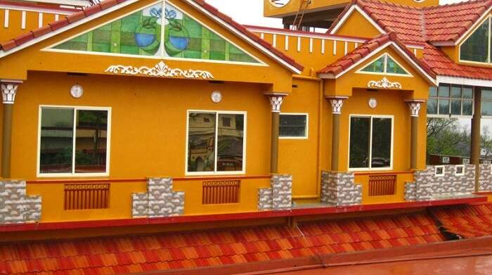 Coorg is a famous holiday place