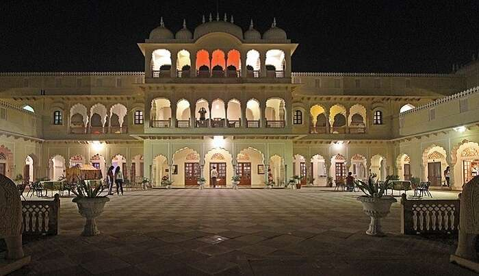 exquisite designs of palace