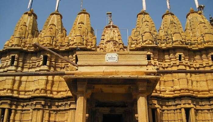 Chandraprabhu Temple jaisalmer