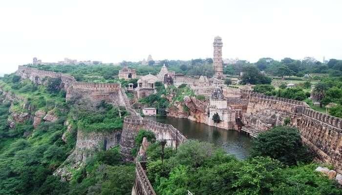 Fort of Chittorgarh