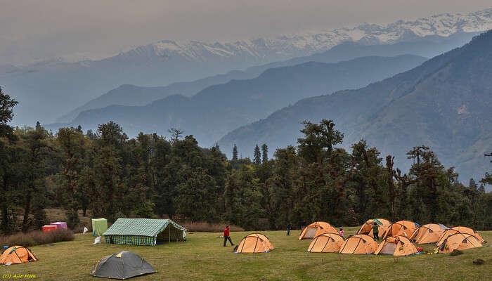 Natural place in Uttarakhand