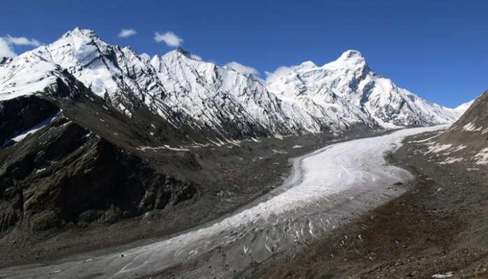 Chorabari Bamak glacier