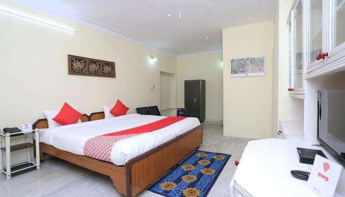 Room in homestay