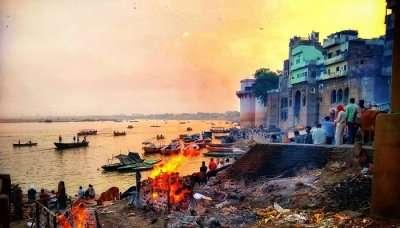 Cover Varanasi
