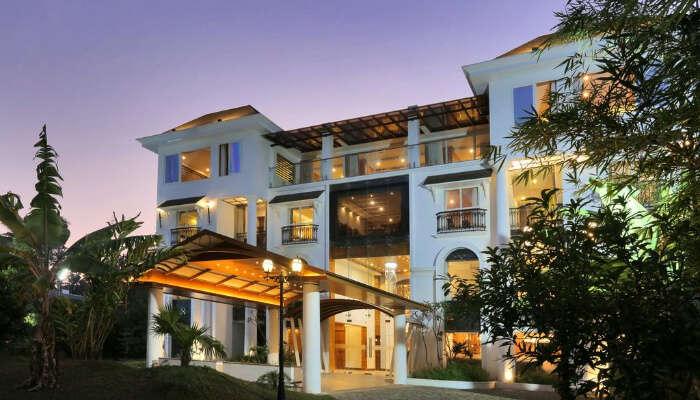 beautiful D' Fort Ayurvedic Resort