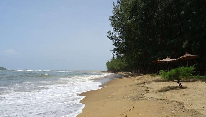 Devbagh Beach View