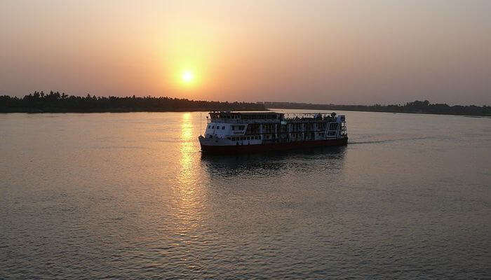 For A Cruise Experience in Goa