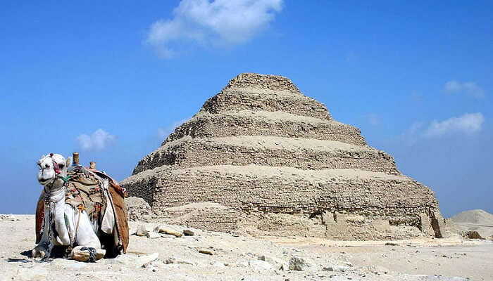 Djoser Pyramid egypt