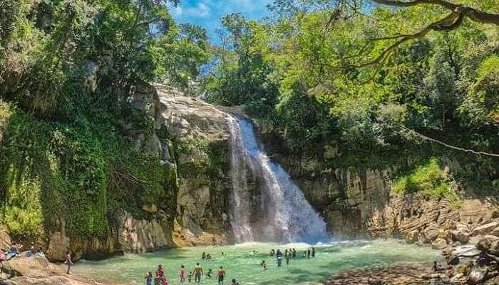 Ellawala Waterfall ella