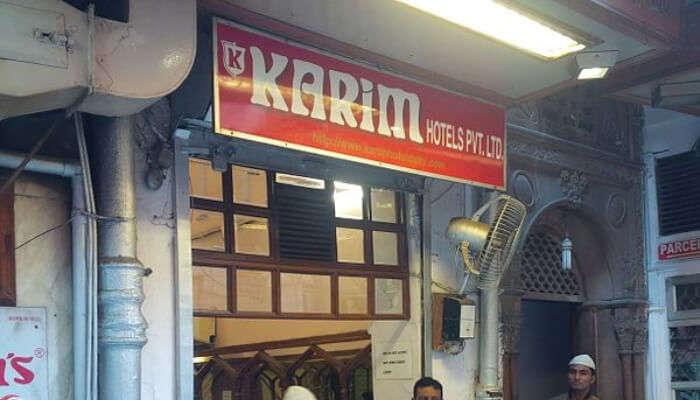 Famous Food Of Karim