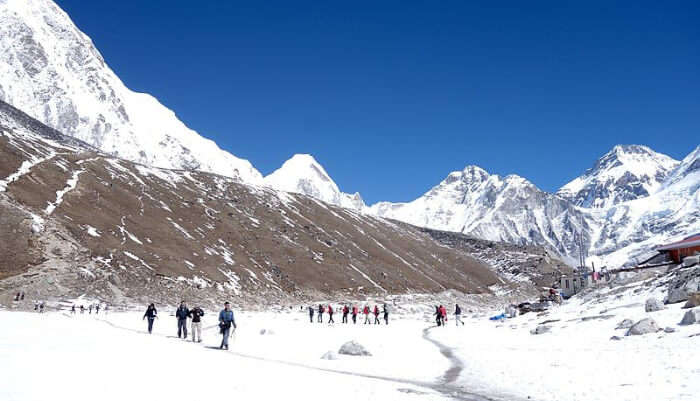 Ideal Place for Trekking
